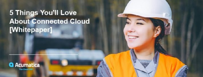5 Things You'll Love About Connected Cloud [Whitepaper]