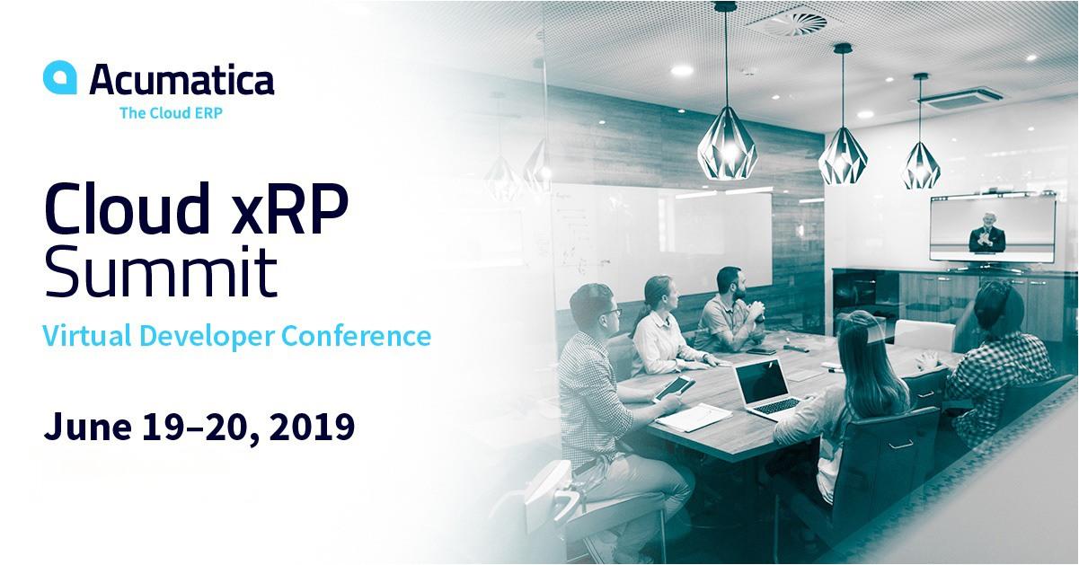Acumatica Cloud xRP Summit 2019