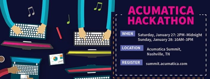 Acumatica Summit Recap for Developers: Hackathon