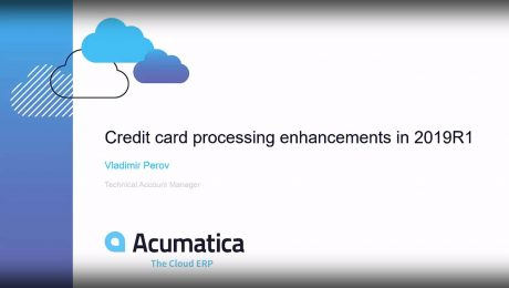Developer Webinar Series: Credit Card Processing Enhancements