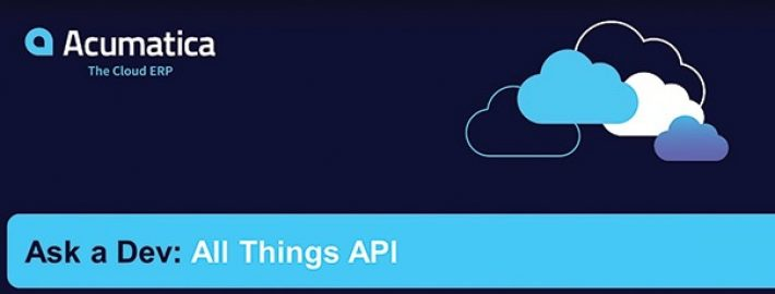 Ask a Developer: All Things API