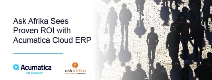 Ask Afrika Sees Proven ROI with Acumatica Cloud ERP
