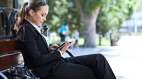 Mobile Acumatica Cloud ERP