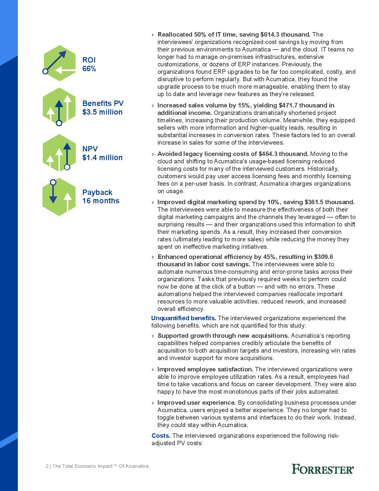 Discover the Financial and Business Benefits of Cloud ERP Adoption, page 3