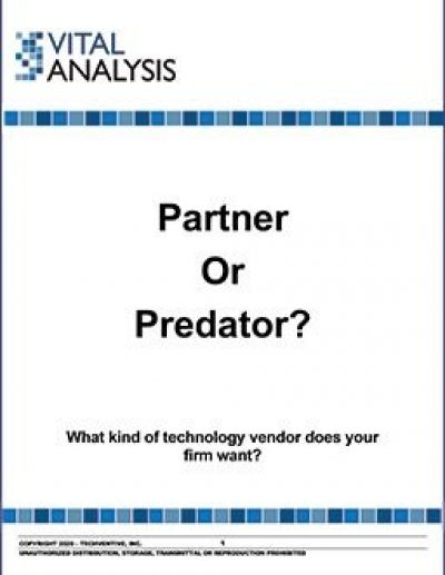 Partner or Predator?