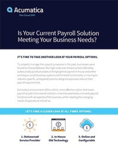 Eliminate Top Payroll Headaches