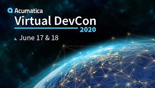 Virtual Developer Conference 2020 (Day 1)