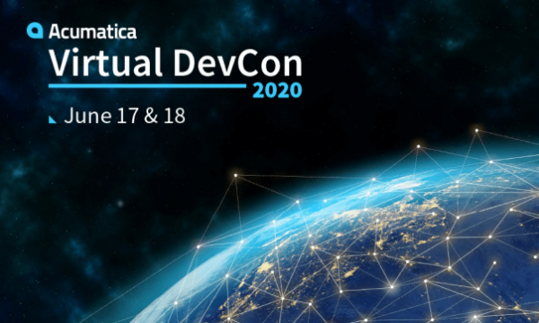 Virtual Developer Conference 2020