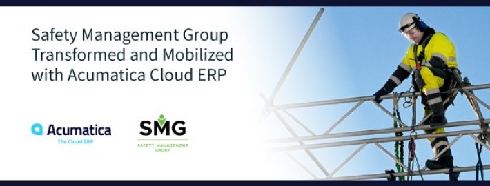 Safety Management Group Transformed and Mobilized with Acumatica Cloud ERP