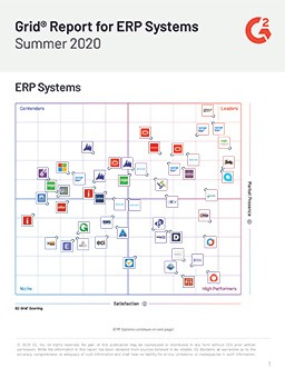 ERP Leaders Side-by-Side: Which Vendor Is Best for Your Business?