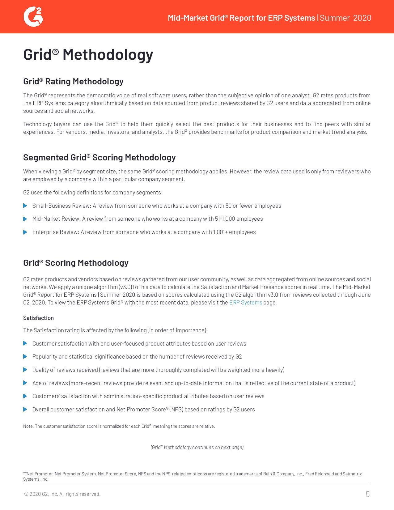 Mid-Market ERP Solutions: Which One Is Best for Your Business?, page 3