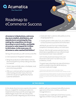 Roadmap to eCommerce Success: How to Thrive Online