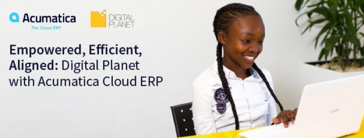 Empowered, Efficient, Aligned: Digital Planet with Acumatica Cloud ERP