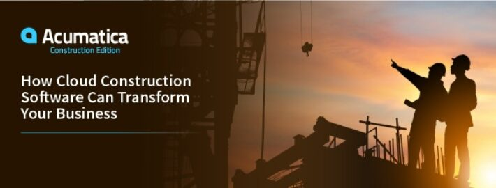 How Cloud Construction Software Can Transform Your Business