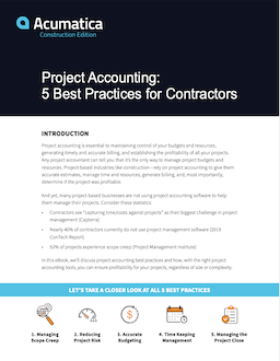 Project Accounting Best Practices Made Simple