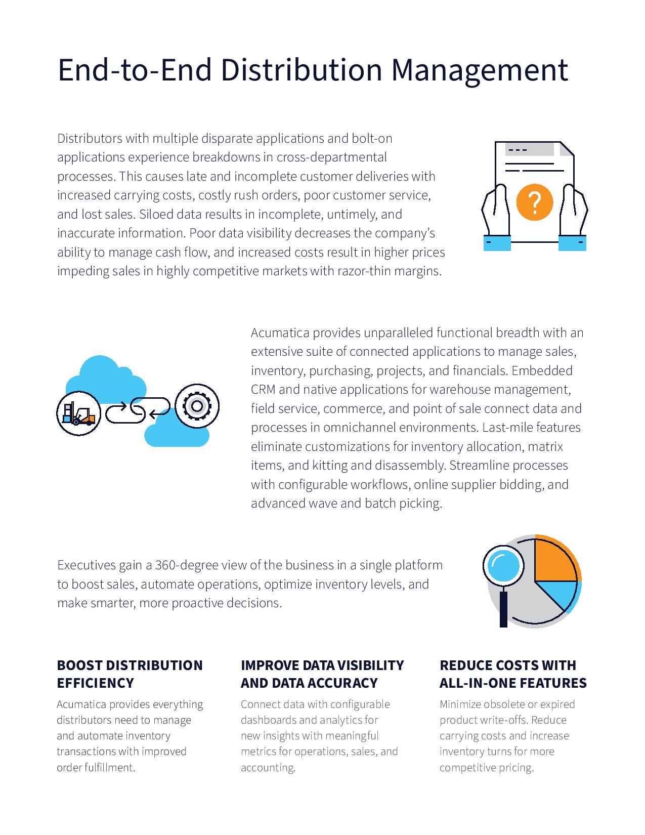 Best ERP for Distributors: Why Successful Companies Choose Acumatica, page 1