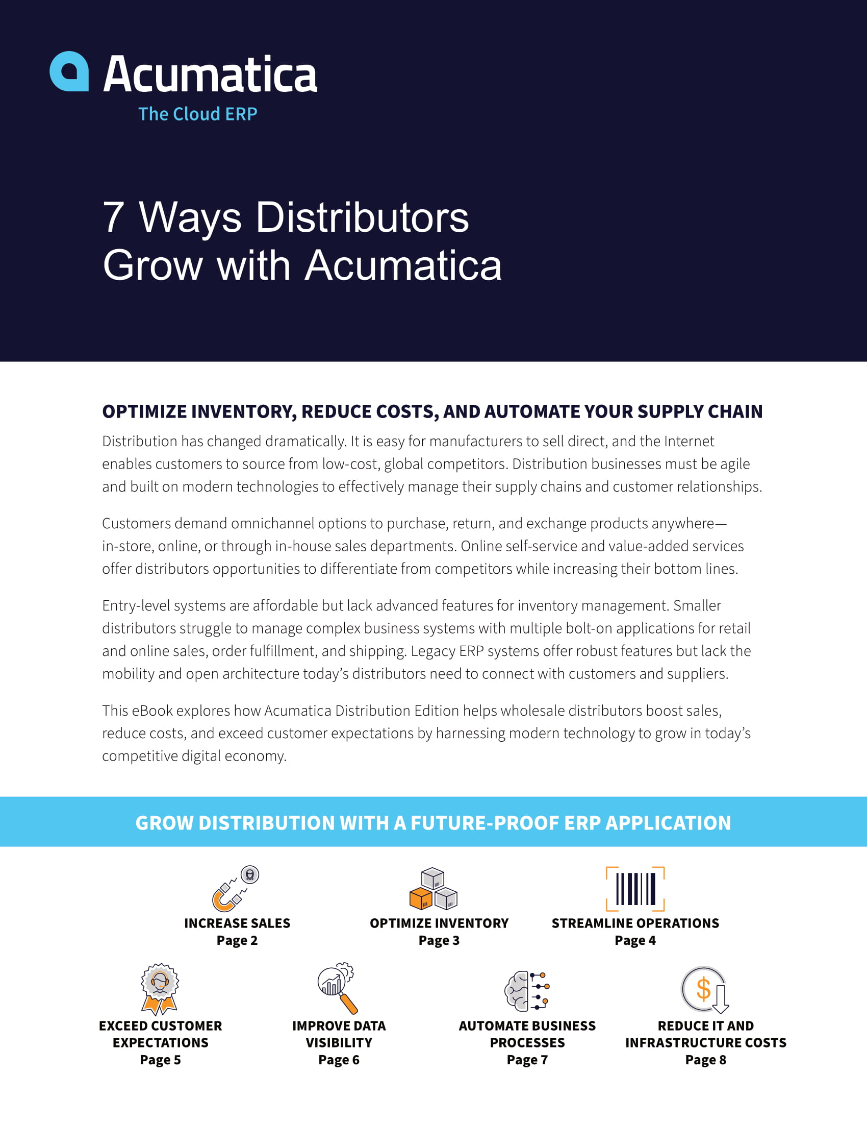 Wholesale Distribution ERP Software That Drives Growth, page 0