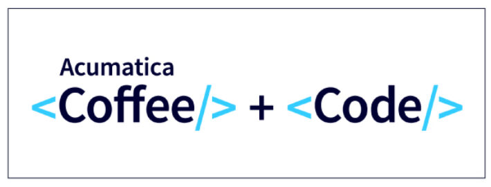 Acumatica Coffee & Code:  Episode Two