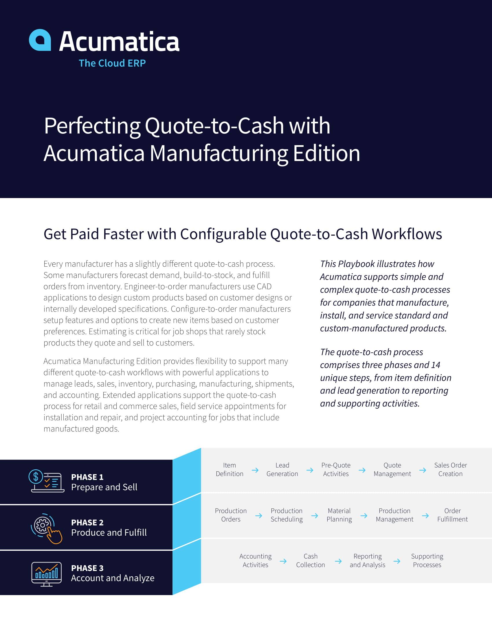Optimize Your Quote-to-Cash Cycle to Get Paid Faster, page 0