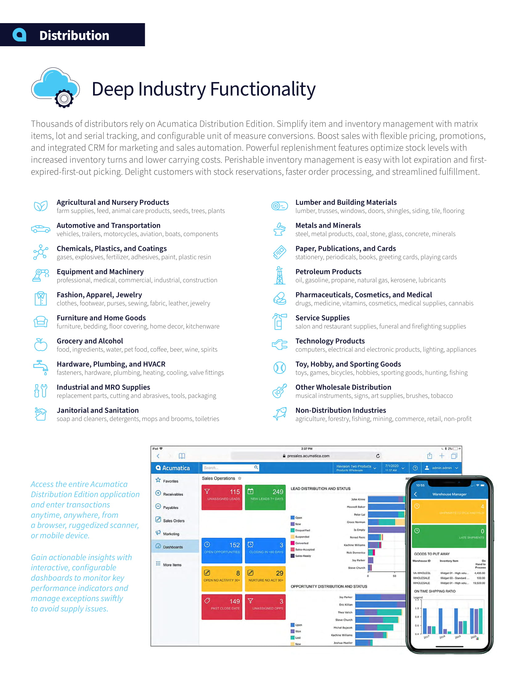 Distribution ERP: Find the Best Blend of Functionality and Simplicity, page 2