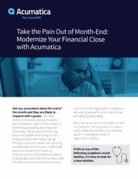 Modernize Your Month-End Close
