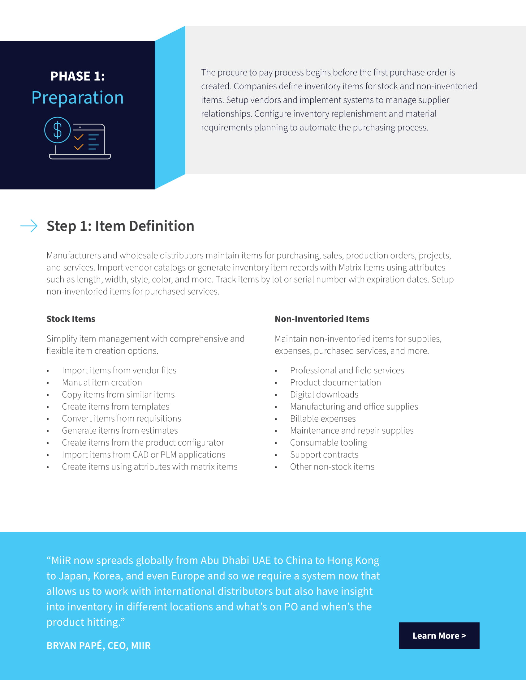 Using Cloud ERP for Procure-to-Pay Automation, page 2