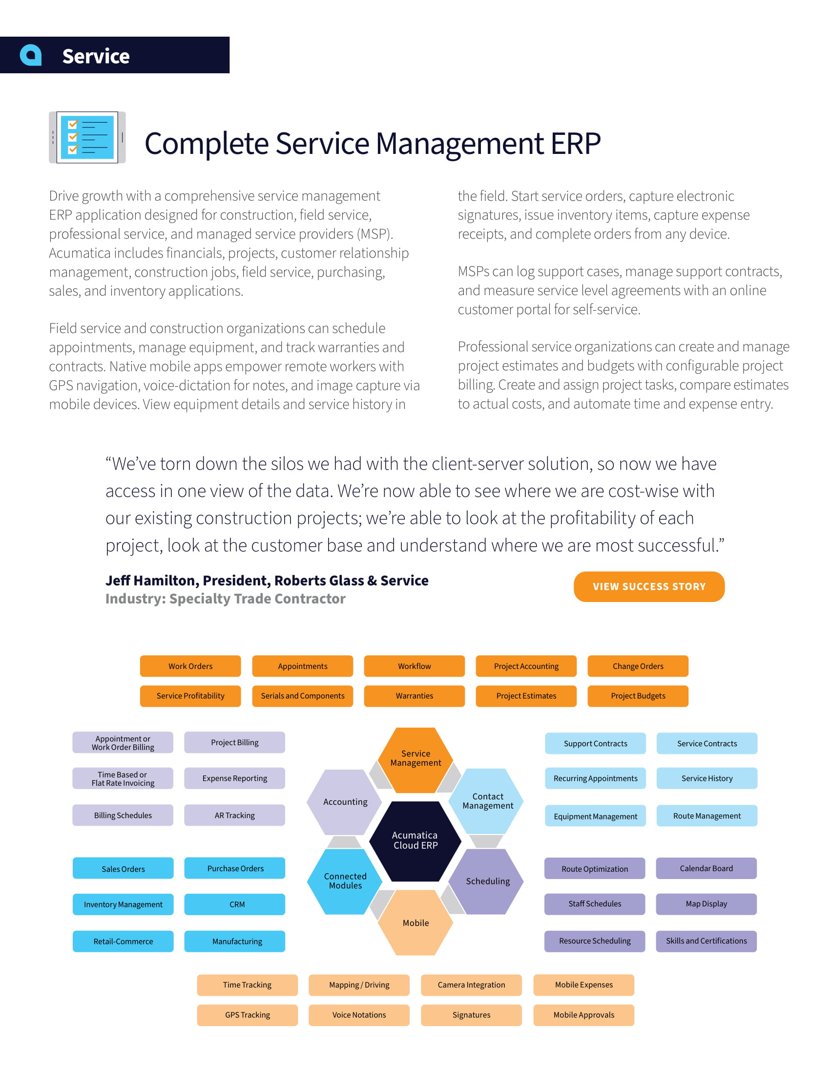 Drive Growth with Cloud Service Management Applications, page 1