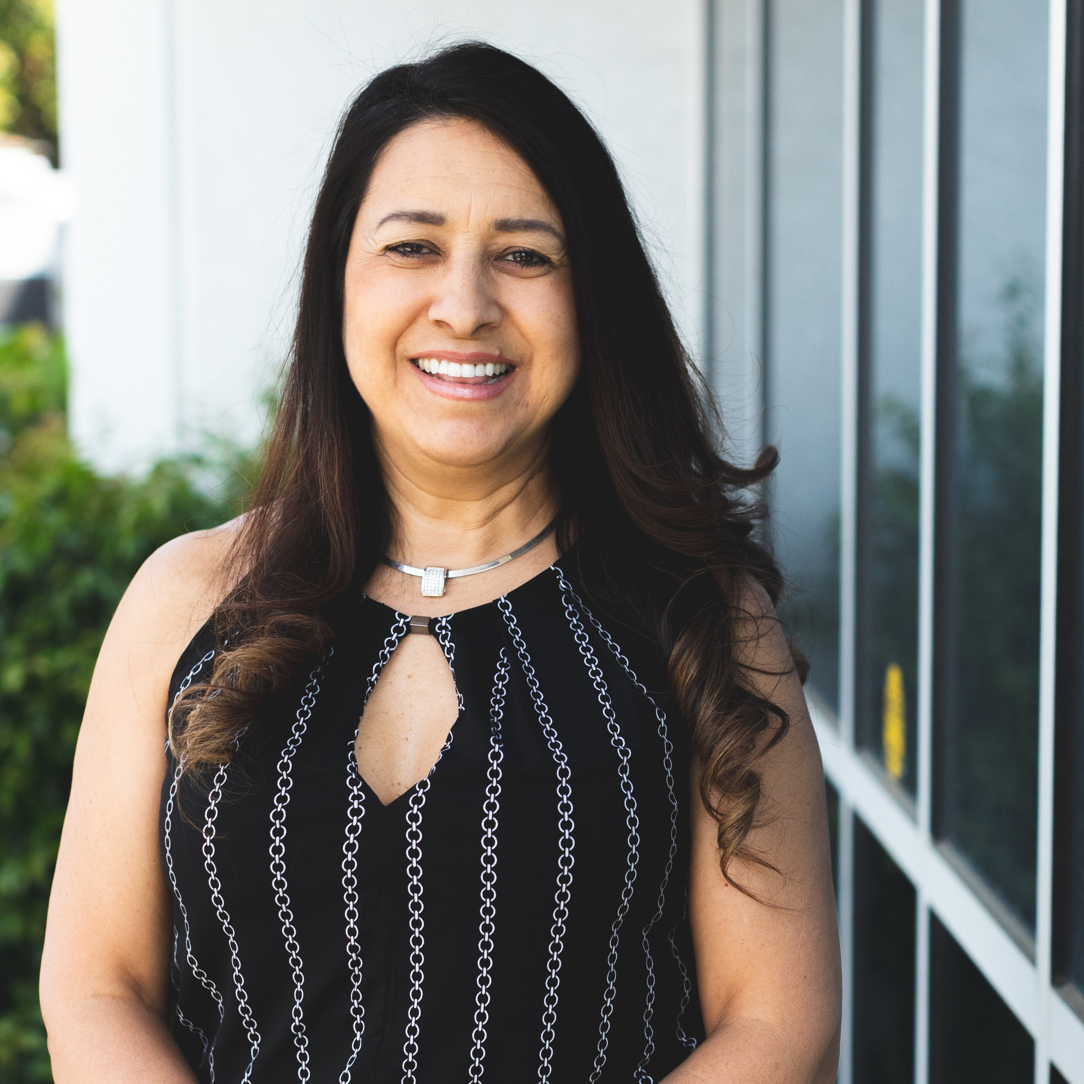 Brenda Pinto, CFO and co-Founder at Quality Material Handling, Inc.