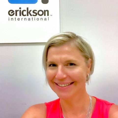 Elena  Mheidze, CFO   at Erickson International