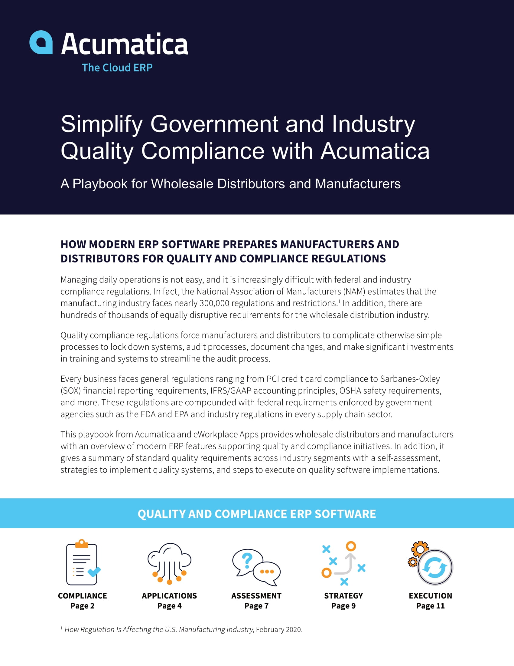 Quality Compliance Software Made Simple