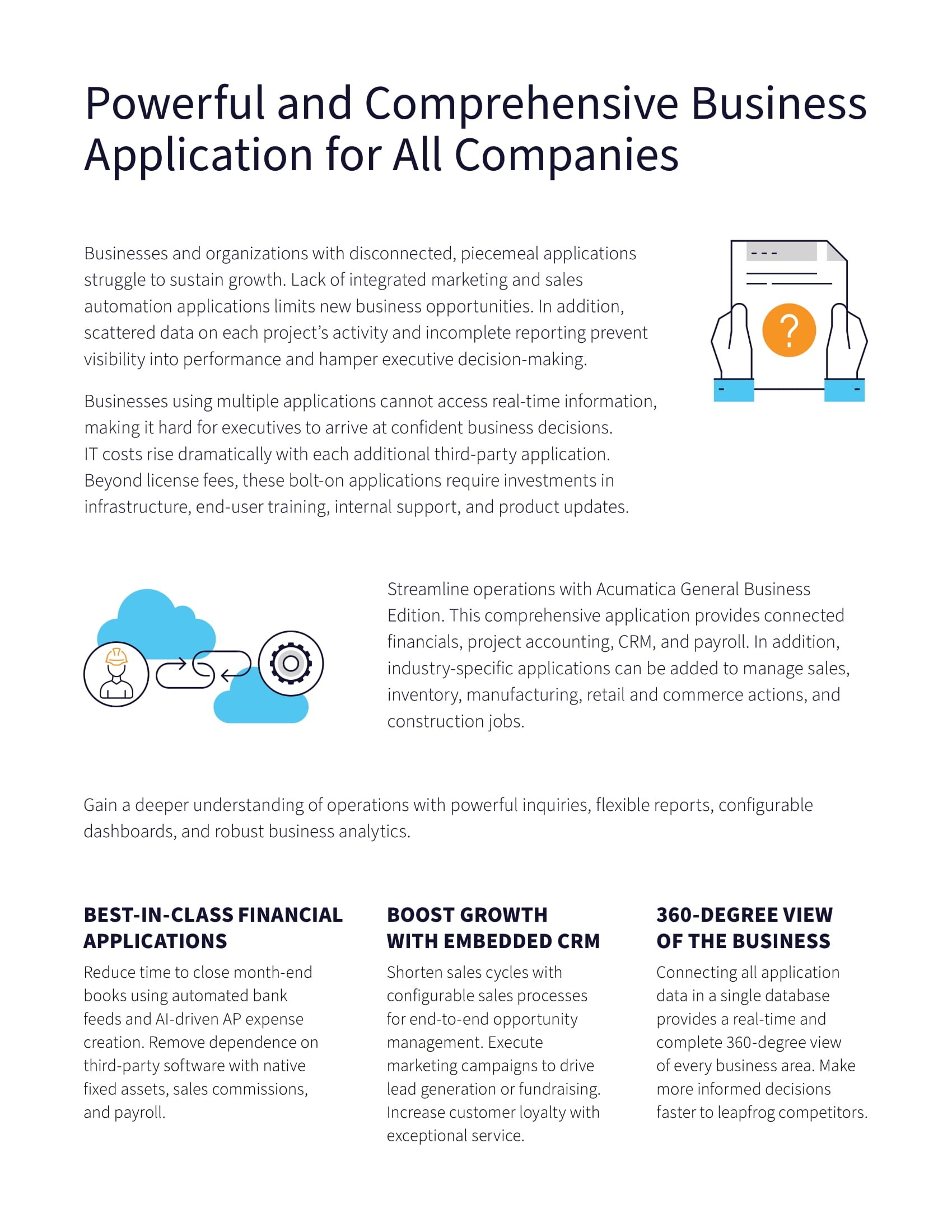 How to Grow Your Business Faster with Cloud ERP, page 1