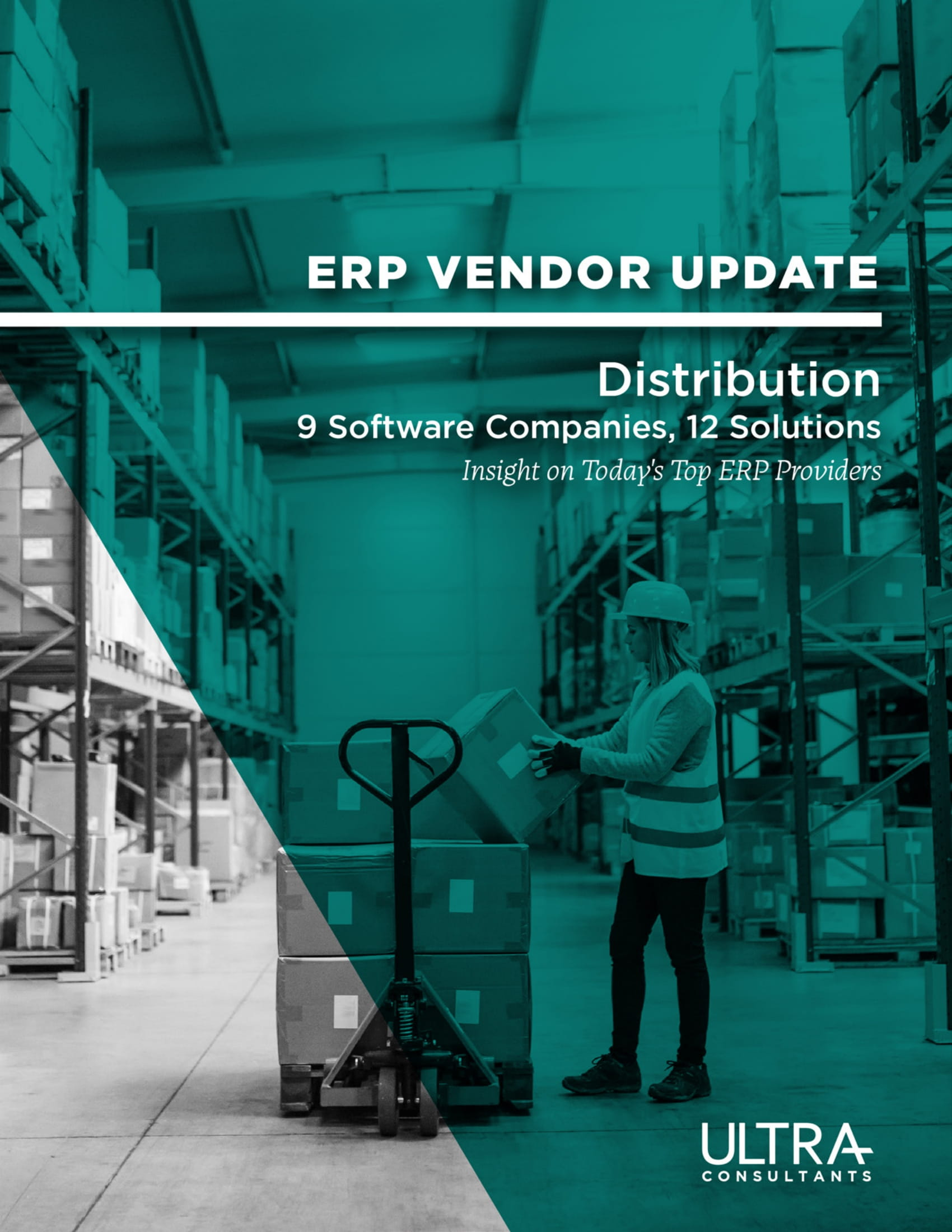 Acumatica Evaluated Against Top 10 ERP Vendor Selection Criteria for Distributors
