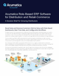 Find the Best ERP System for Distribution